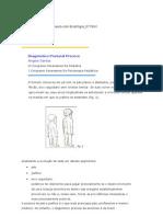 Diagnóstico Postural Precoce