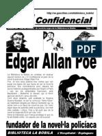 L'H Confidencial, 25. Edgar Allan Poe