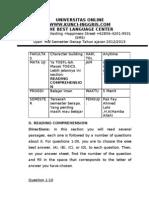 49328626 Soal Reading TOEFL Free Download Kunci Inggris Dot Com