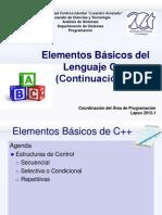 1-Estructuras de Control