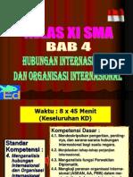 Bab 4 Hubungan Dan Org. Internasional