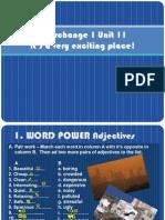 Interchange 1 Unit 11