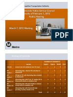 Orange Line Operating Plan