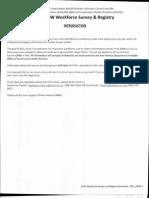 NM CHW Workforce Survey & Registry