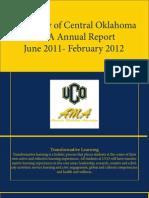 2011 – 2012 Annual Report