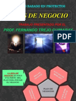 Ideas de Negocio (Trabajo Basado en Proyectos