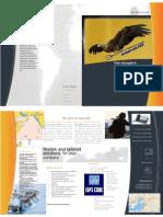 Ocean Eagles Brochure