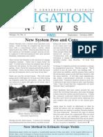 September - October 2003 Kings River Conservation District Newsletter