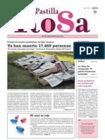 La Pastilla Rosa Libro Formato Periodico Rafael r Valcarcel
