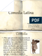 Comedia Latina