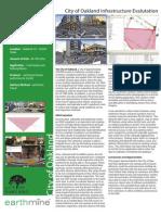 earthmine - City of Oakland Case Study