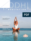 BODHI MEDITATION ENGLISH MAGAZINE Spring 2011.Vol.1 No.1
