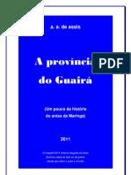 A província do Guairá
