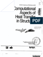 [Text] Computational Aspects of Heat Transfer in Structures (January 1, 1982)