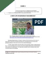 New Life in Barangay Bagumbuhay