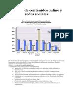 Gestion de Contenidos y Redes Sociales 2012