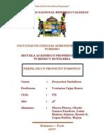 Proyectos Turisticos Original)