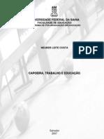 Capoeira Trabalho e Educacao