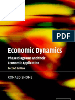 Economic Dynamics Phase Diagrams and Their Economic Application -Ronal Shone