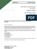 ISO DIS 19011