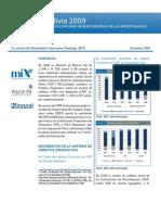 2009 Bolivia Micro Finance Analysis & Bench Marking Report