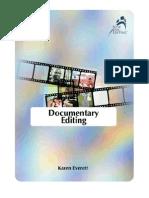 Documentary Editing Karen Everett