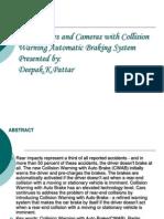Radar Sensors and Cameras (CWAB) 3