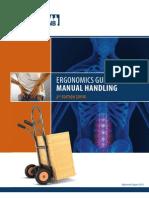 Worksafe Manual Handling