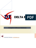 Delta Endure Technologies Presentation
