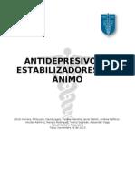 6. Antidepresivos y Estabilzadores del Ánimo (Informe) (1)