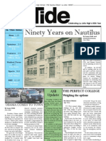 Hi-Tide Issue 1, Oct 2011