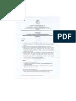 Petunjuk Sertifikasi PAIS 2012