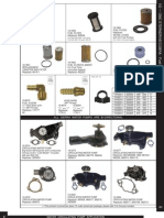 OMC Cooling System Parts