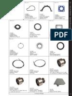 Vovlo Drive System Parts