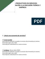 Modelos Productivos de Servicios Nuevo