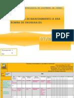 Programa de Mantenimiento Aristides 1