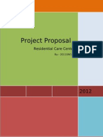 Proposal for Residential Care Center PDF