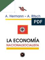 Herman Ritsch La Economia Nacionalsocialista
