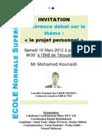 Projet Personnel Konaidi ENS Tetouan Université A. Essaadi DUT AM