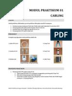 Modul Praktikum 01 Cabling