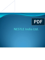 Hrm of Nestle