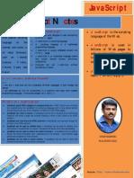 Javascript Note by Vikas Kadakkal
