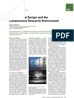Architectural Design and the Collaborative Research Environment