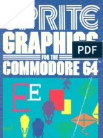 75122367 Sprite Graphics for the Commodore 64