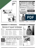 Versión impresa del periódico El mexiquense 8 marzo 2012