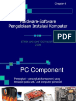 Chapter 4 PC Component