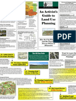 An Activists GuideTo Land Use Planning