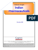 Indian Pharma TOC Dec09