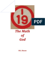 The Math of God