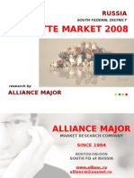 Cigarette Market Research 2008